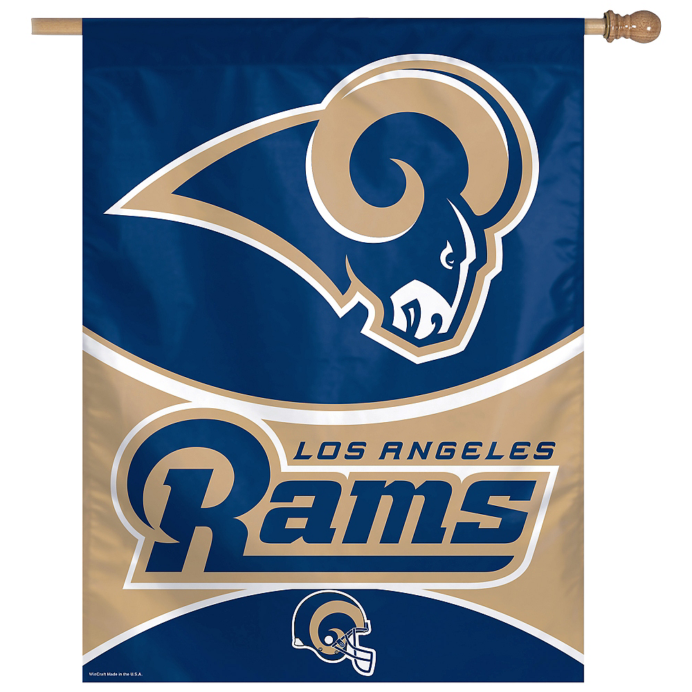 Los Angeles Rams Banner Flag Image #1