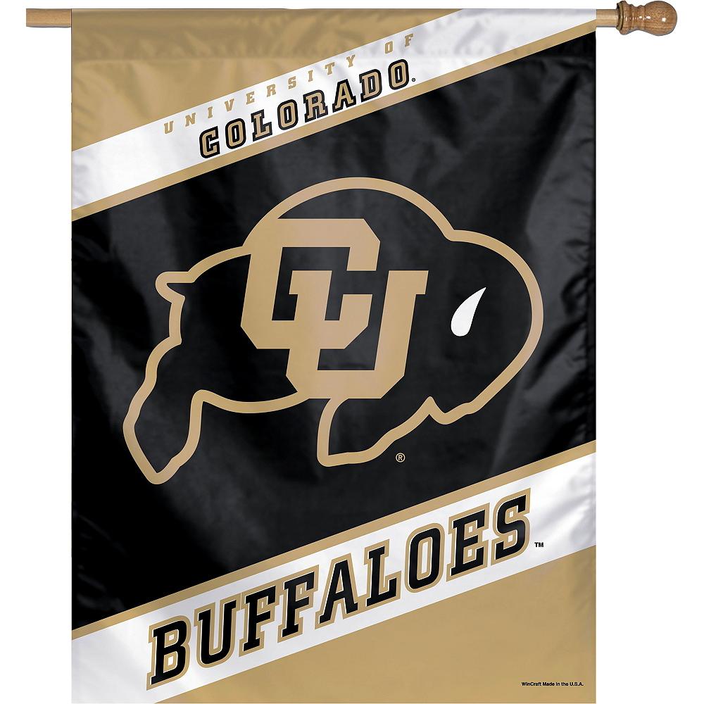 Colorado Buffaloes Banner Flag Image #1