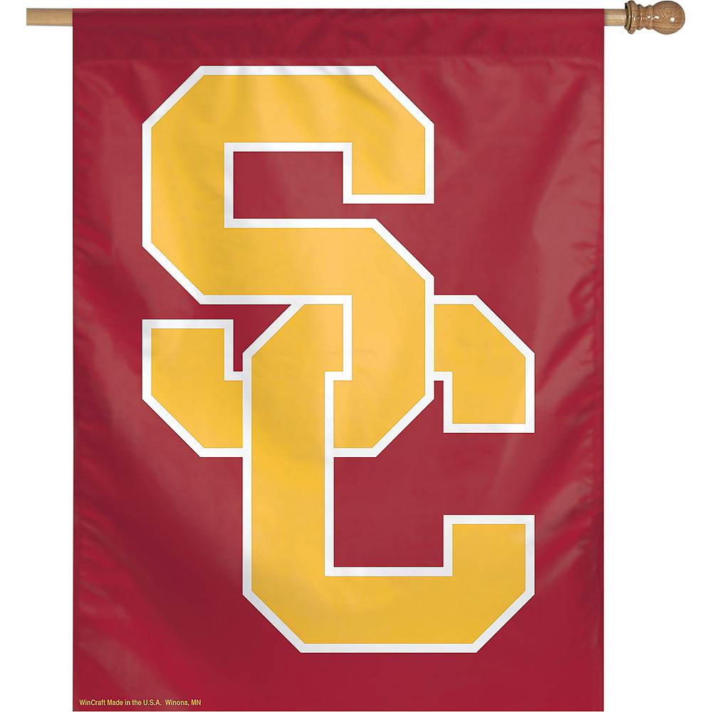 USC Trojans Banner Flag Image #1