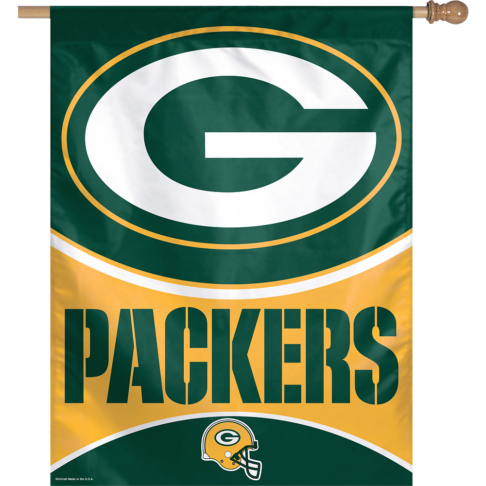 Green Bay Packers Banner Flag Image #1