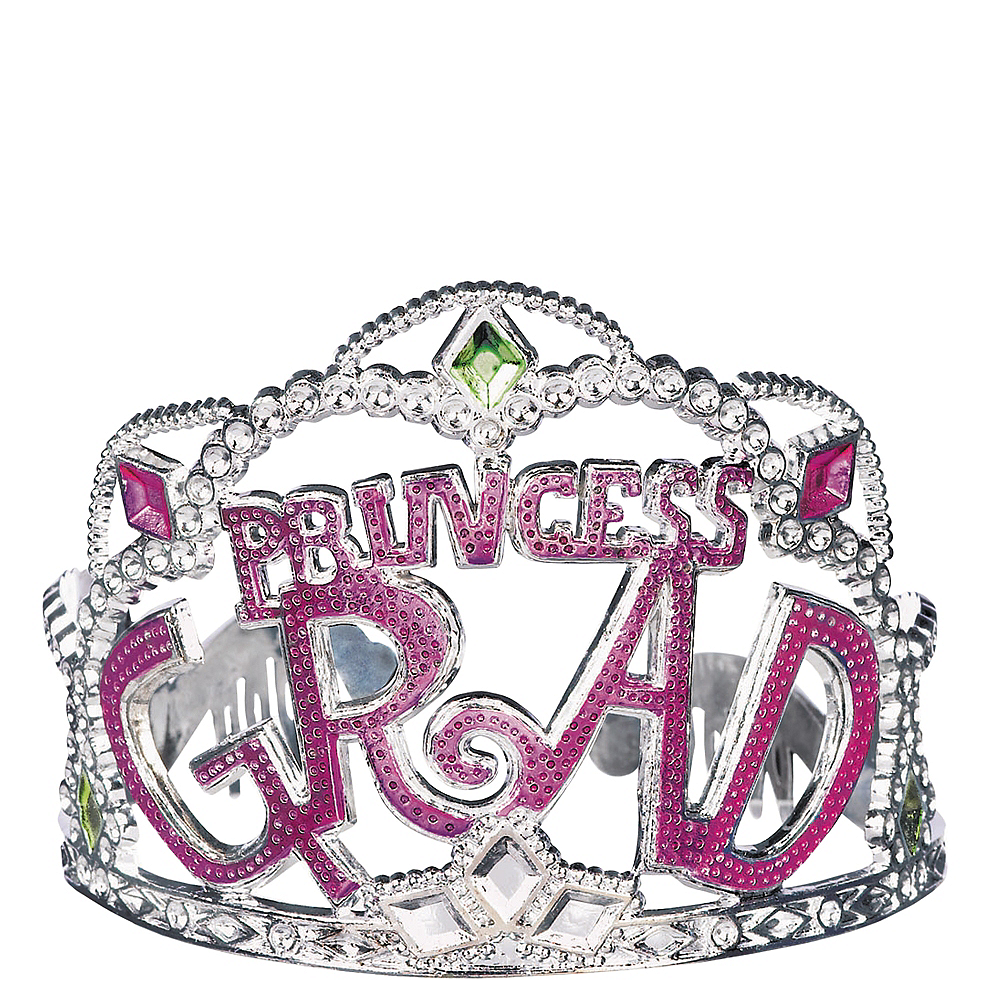 Princess Grad Tiara Image #1