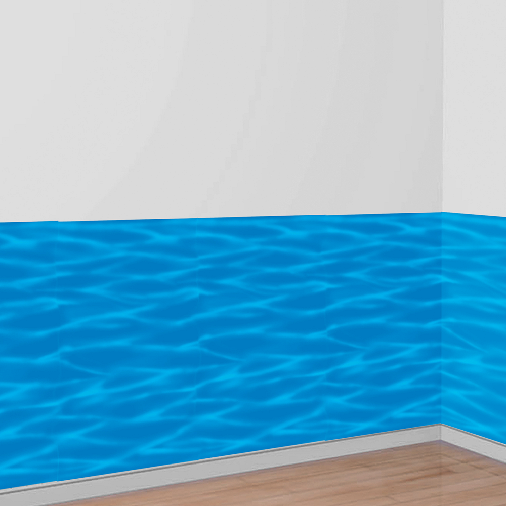 Blue Ocean Room Roll Image #1