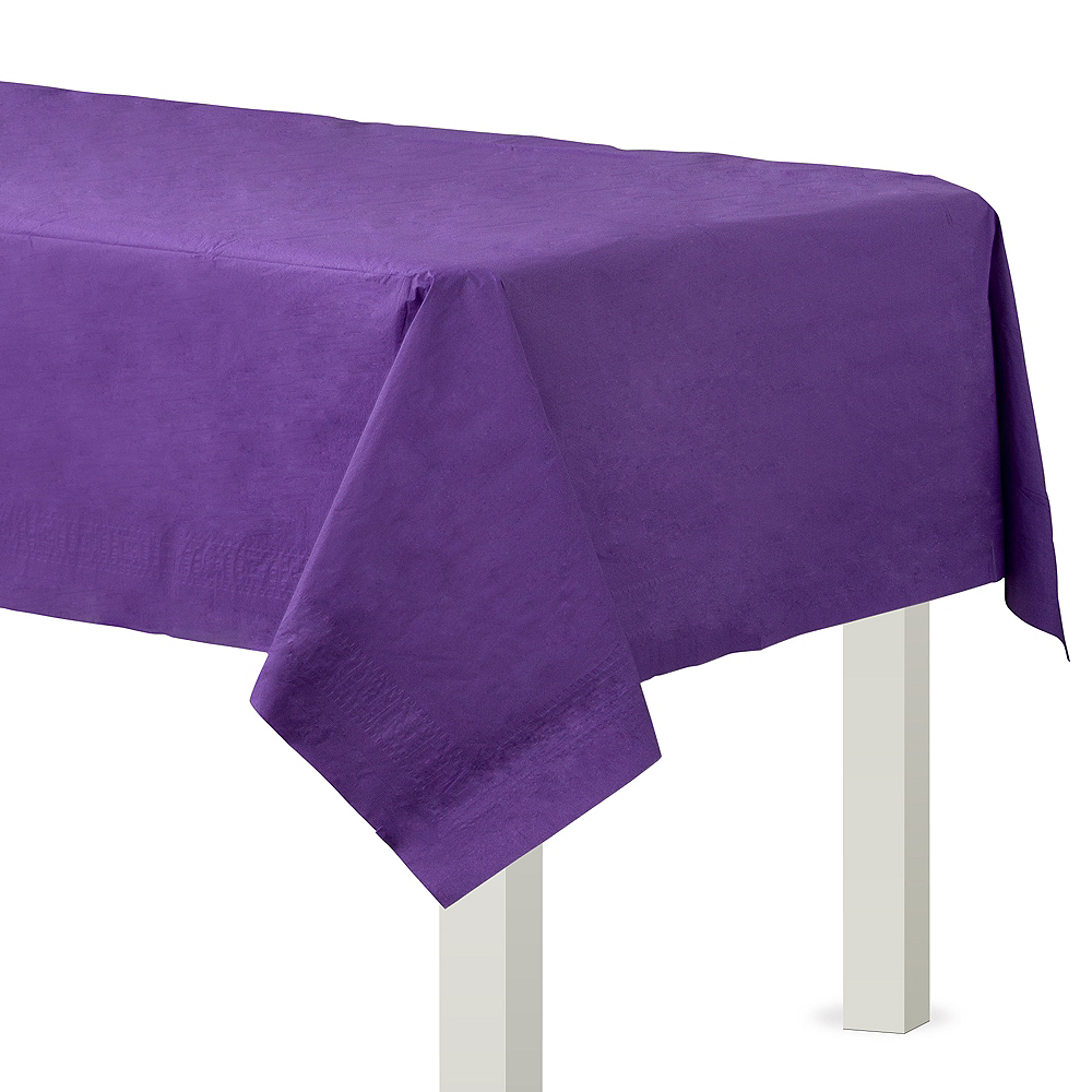 Nav Item for Purple Paper Table Cover Image #1