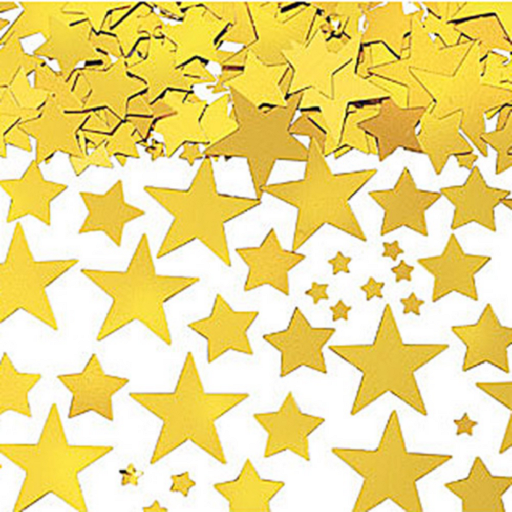 Nav Item for Gold Star Confetti Image #1