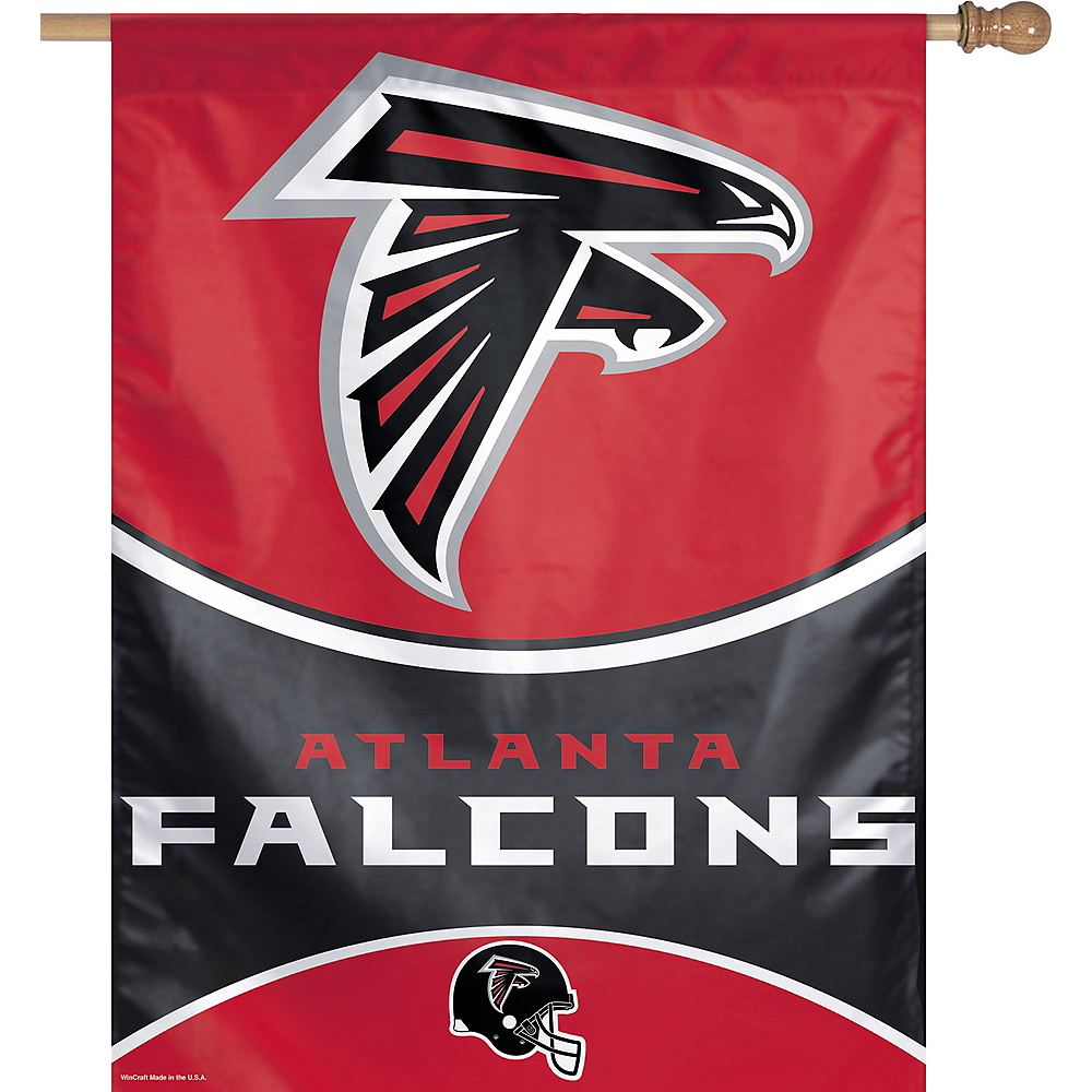 Atlanta Falcons Banner Flag Image #1