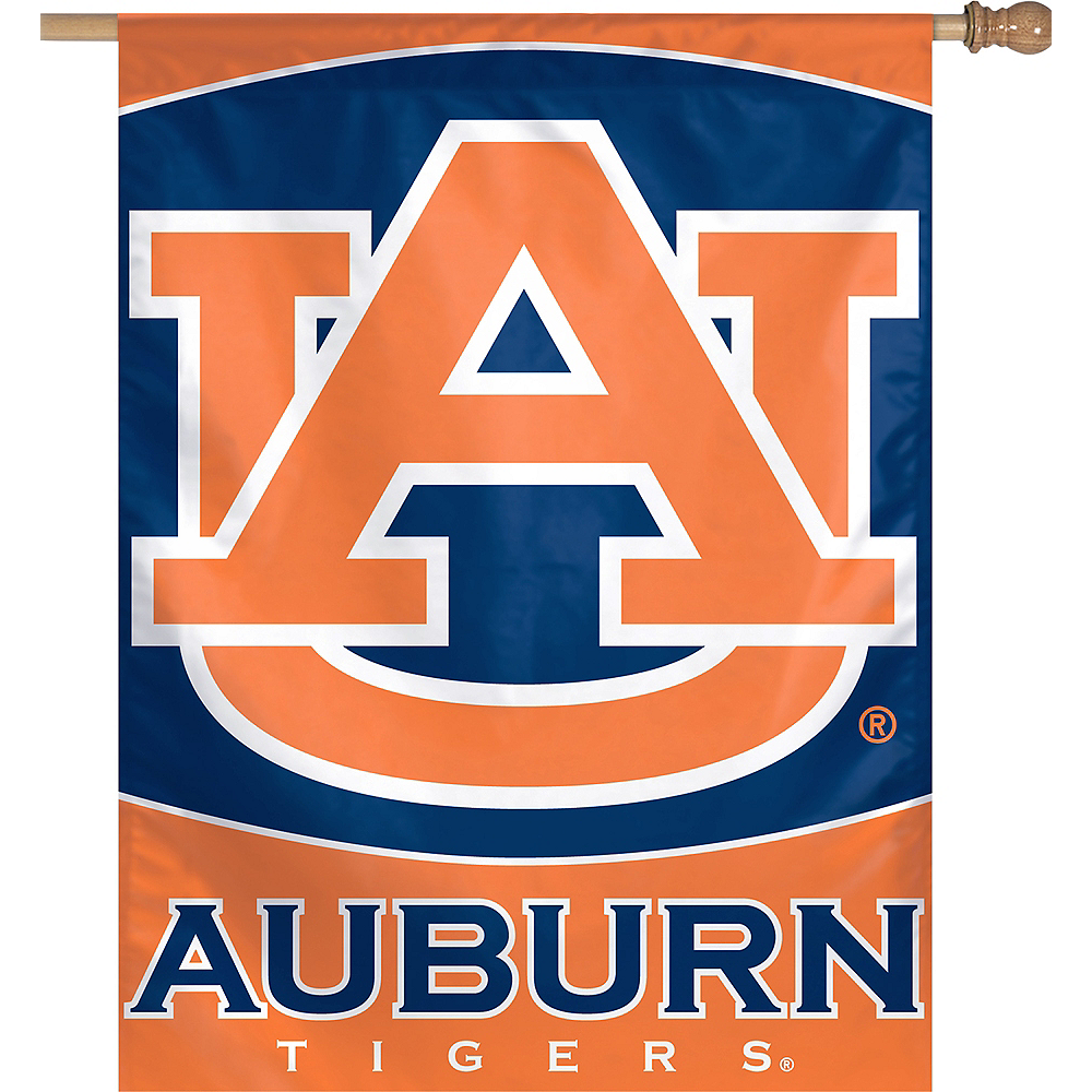 Auburn Tigers Banner Flag Image #1