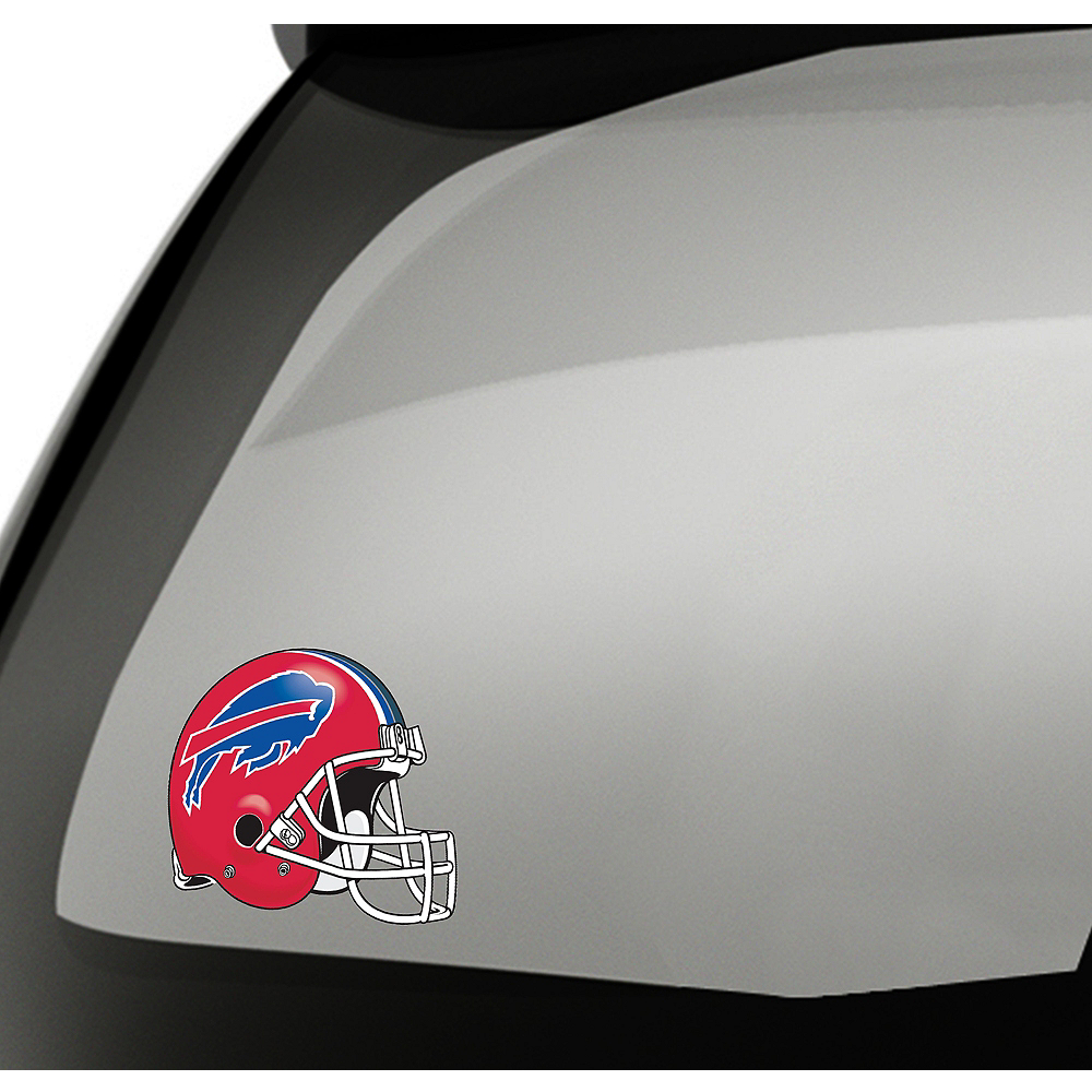 Buffalo Bills Helmet Decal Image #1