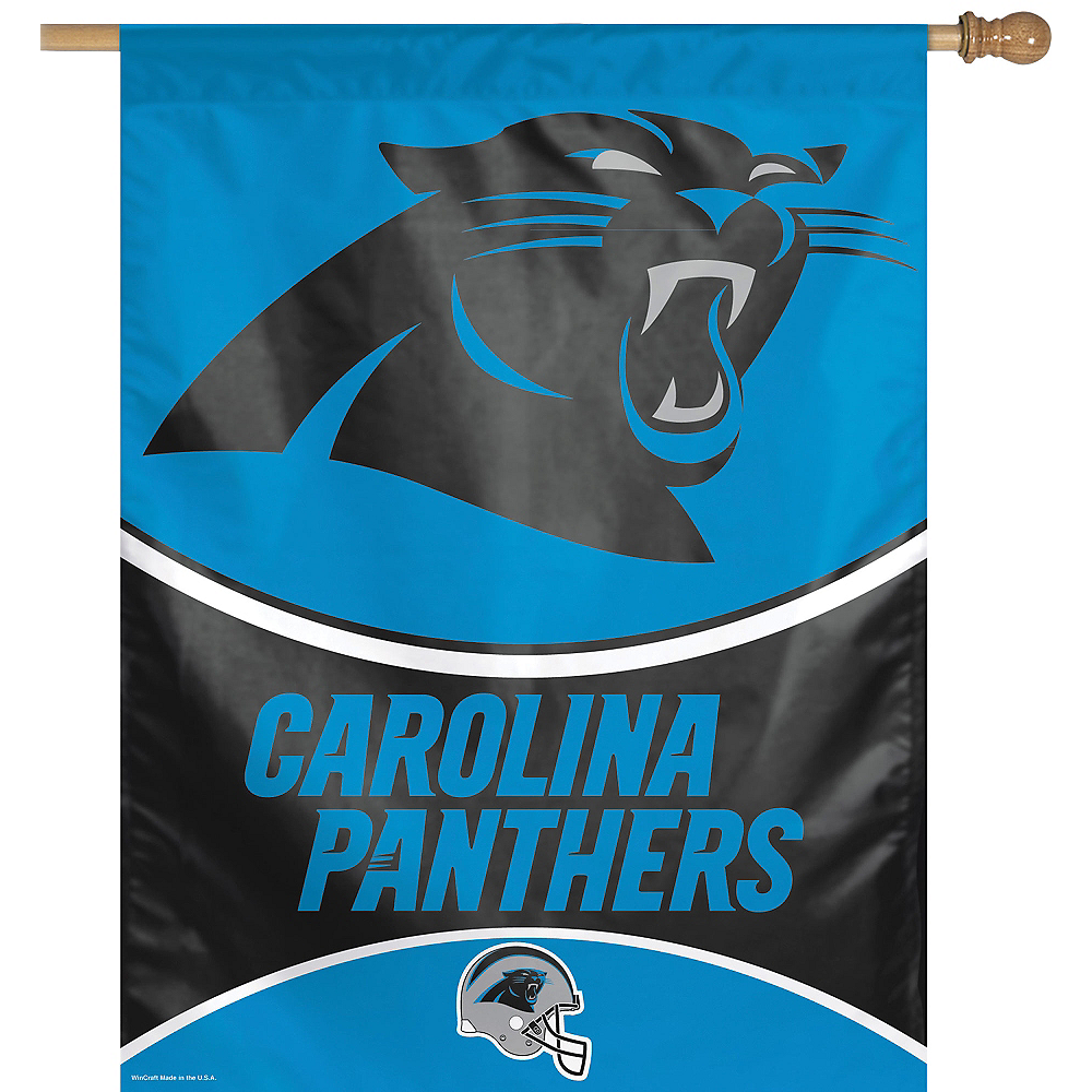 Carolina Panthers Banner Flag Image #1