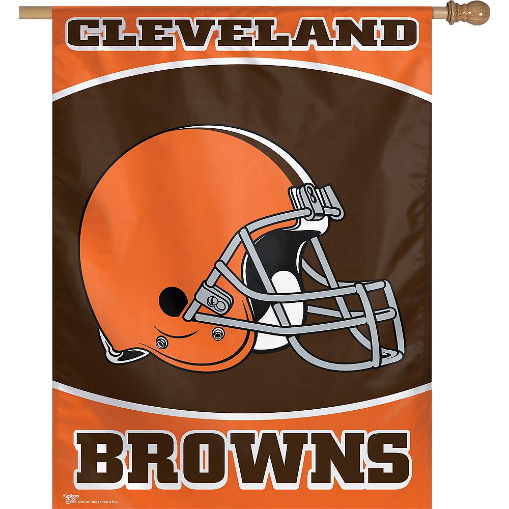 Cleveland Browns Banner Flag Image #1