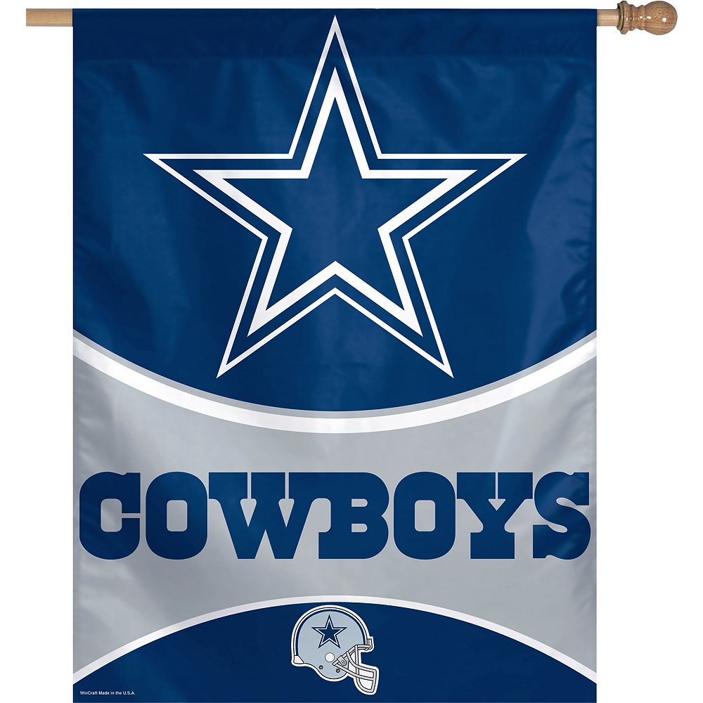 Dallas Cowboys Banner Flag Image #1