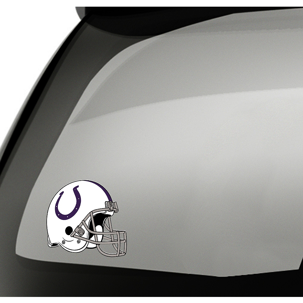 Indianapolis Colts Helmet Decal Image #1