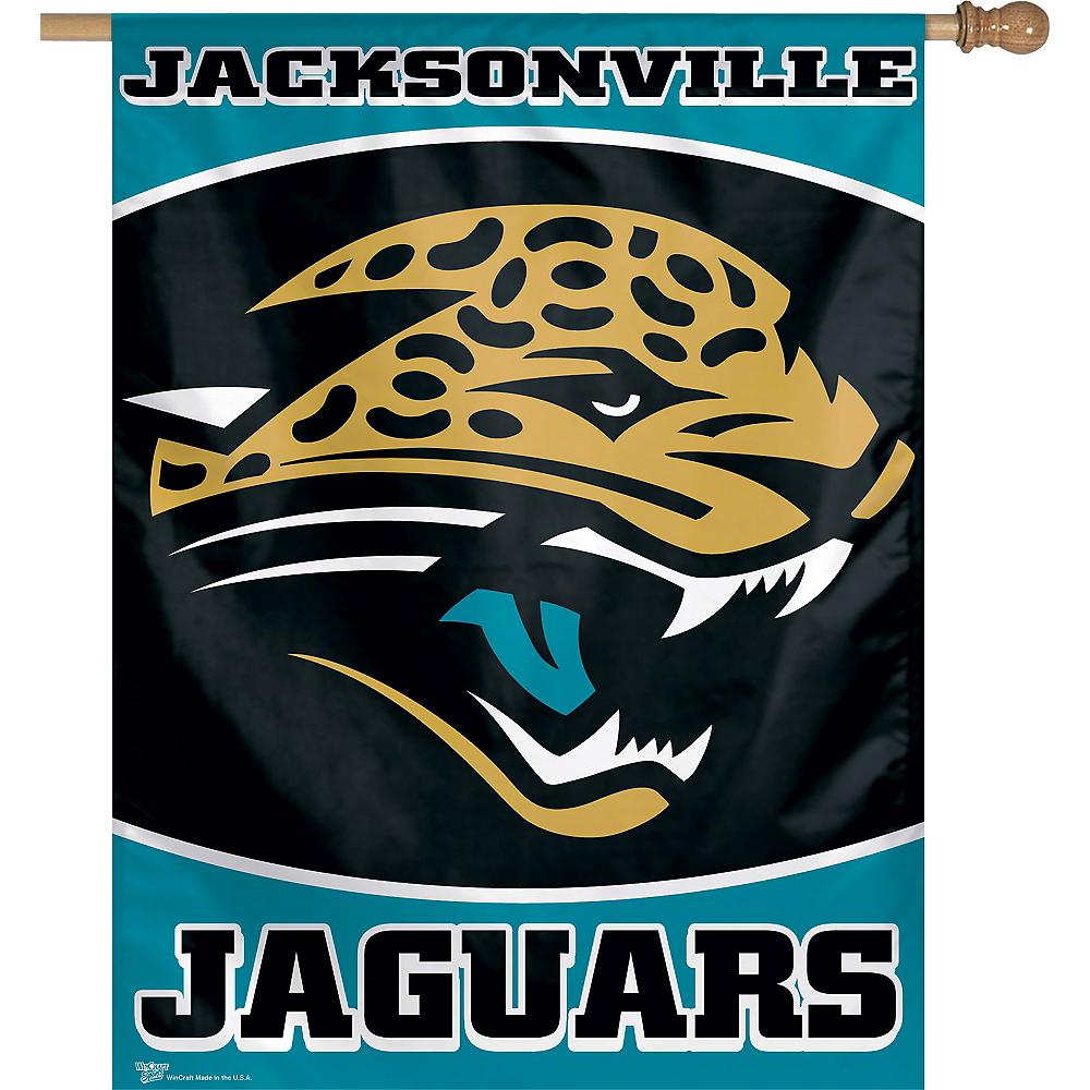 Jacksonville Jaguars Banner Flag Image #1