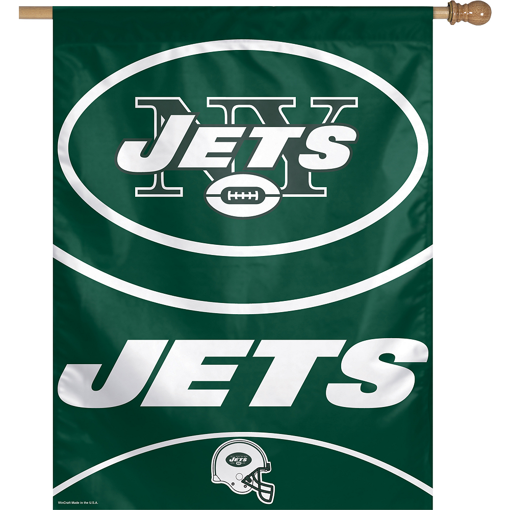 New York Jets Banner Flag Image #1