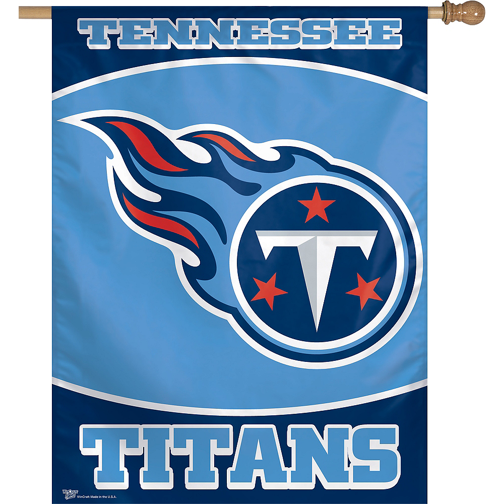 Tennessee Titans Banner Flag Image #1