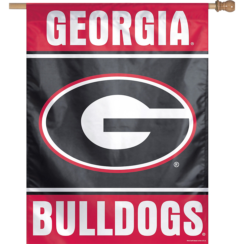 Georgia Bulldogs Banner Flag Image #1