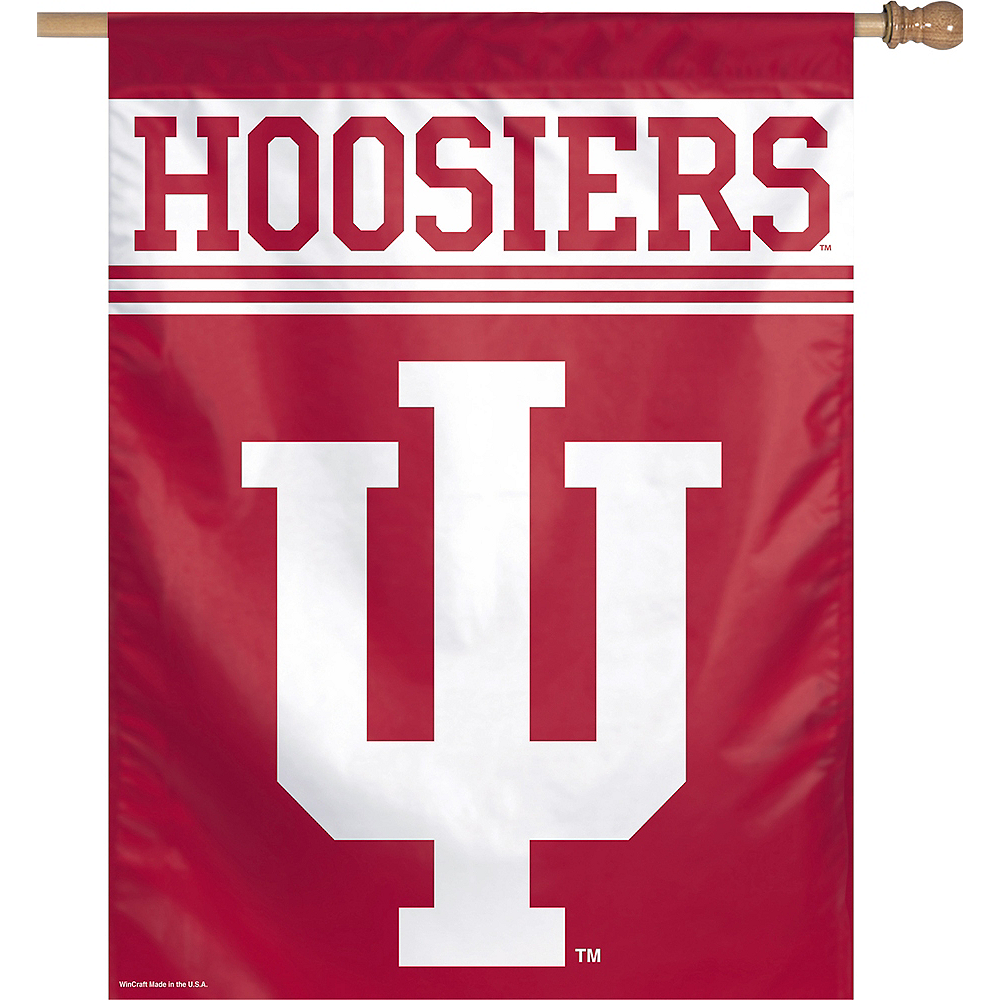 Indiana Hoosiers Banner Flag Image #1