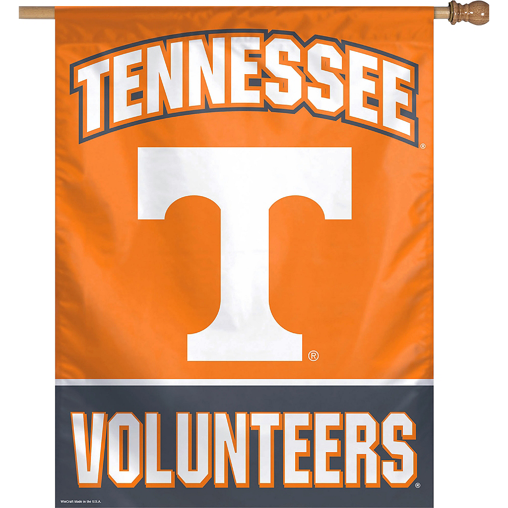 Tennessee Volunteers Banner Flag Image #1