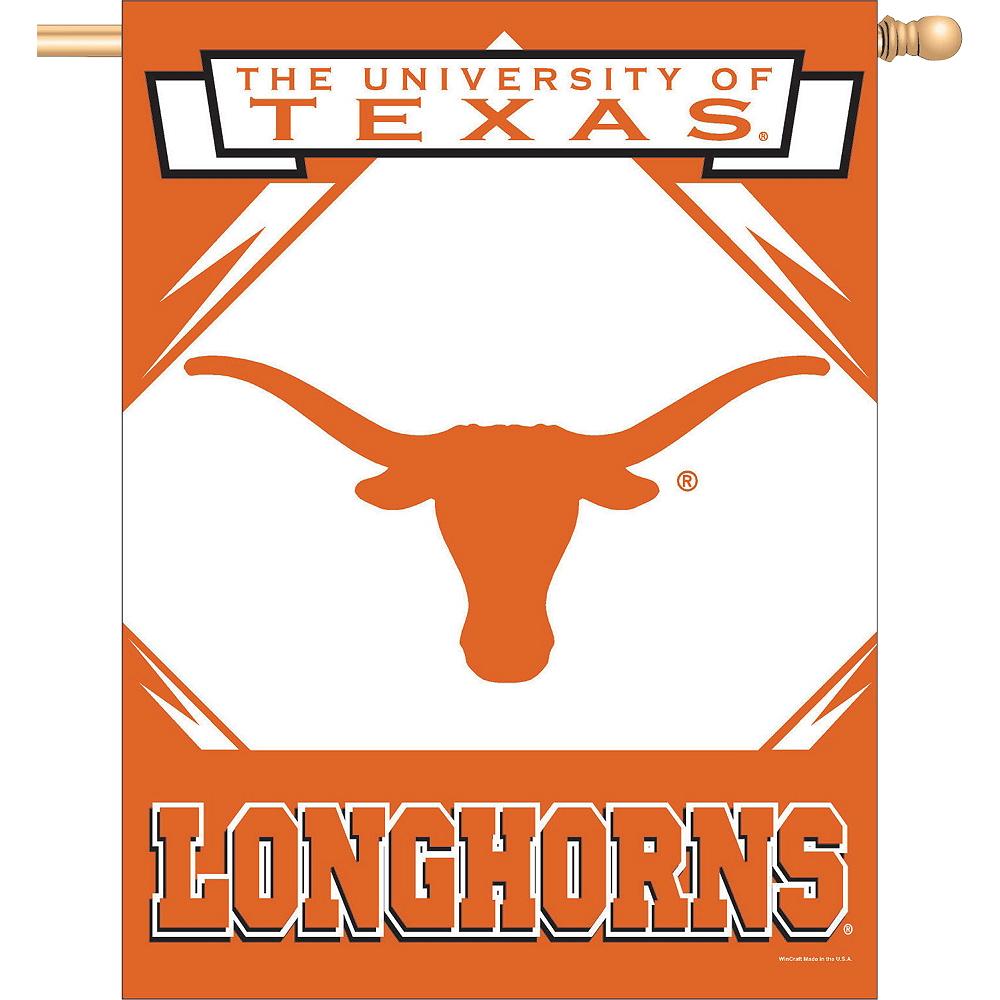 Texas Longhorns Banner Flag Image #1