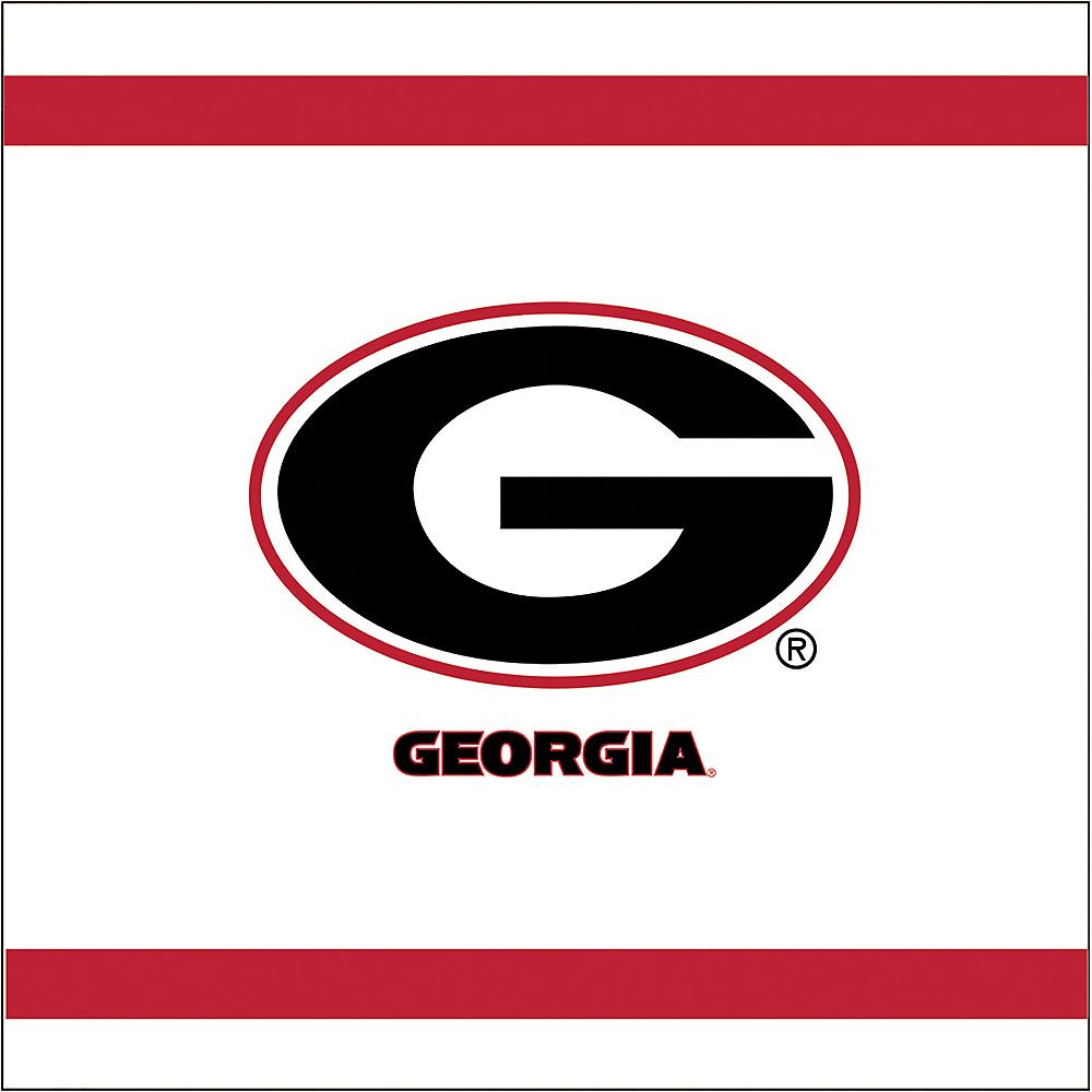 Georgia Bulldogs Lunch Napkins 20ct Image #1
