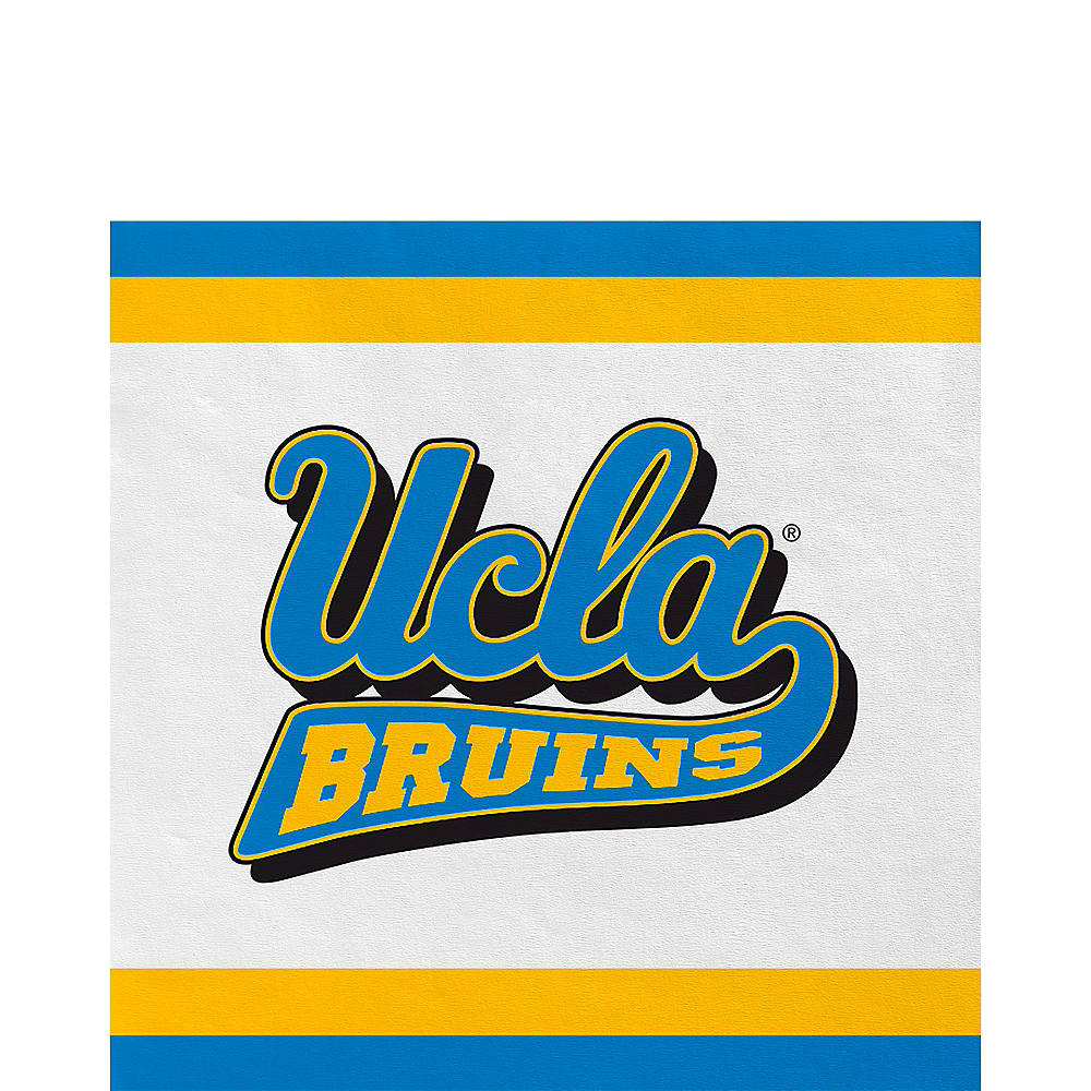 UCLA Bruins Lunch Napkins 20ct Image #1