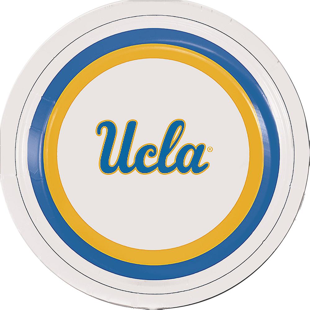 UCLA Bruins Dessert Plates 12ct Image #1