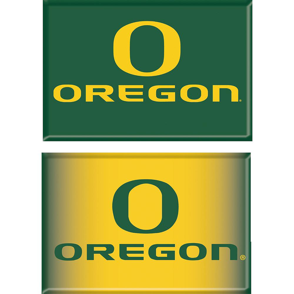 Oregon Ducks Magnets 2ct Image #1