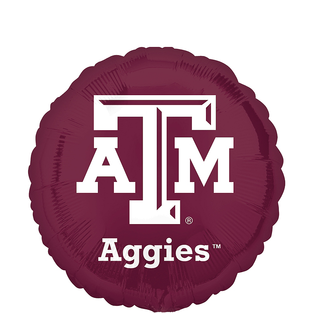 Nav Item for Texas A&M Aggies Balloon Image #1
