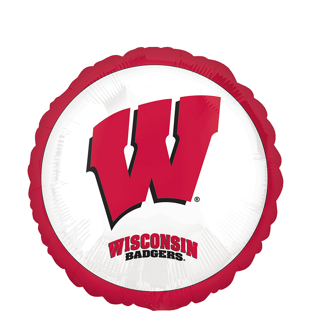 Wisconsin Badgers Balloon Image #1