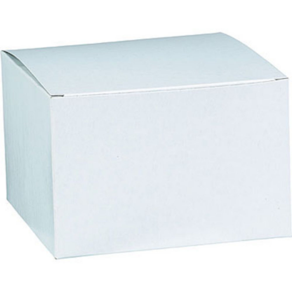 White Cup Gift Box Image #1