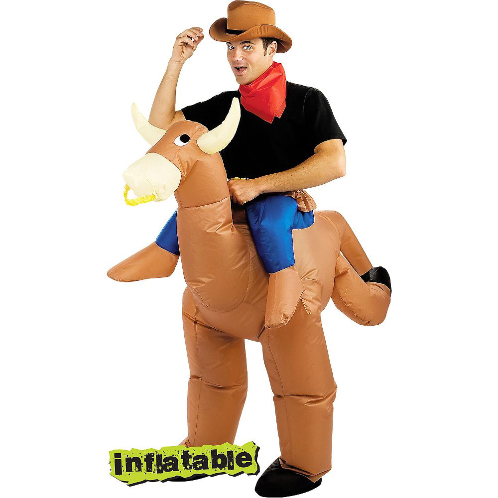 Adult Bull Rider Costume Image #1