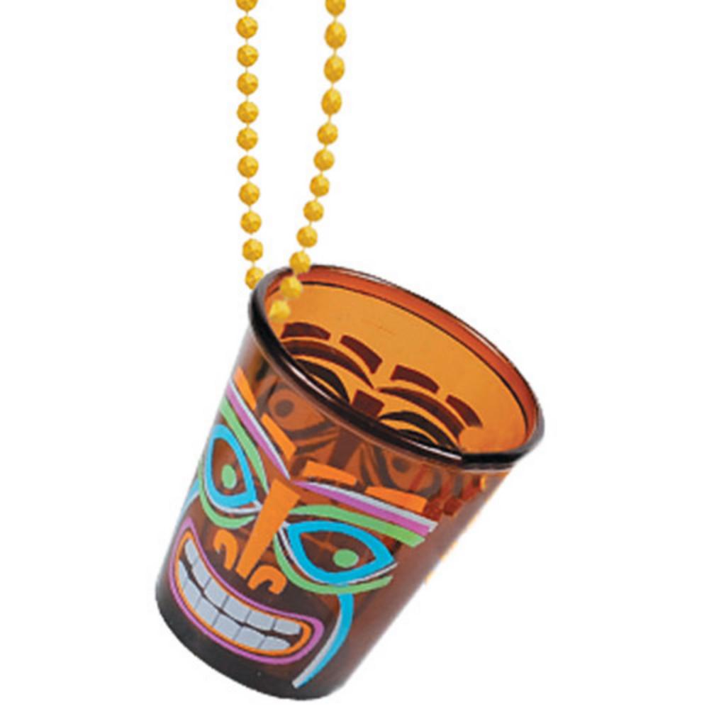 Totally Tiki Shot Glass Necklace Image #1