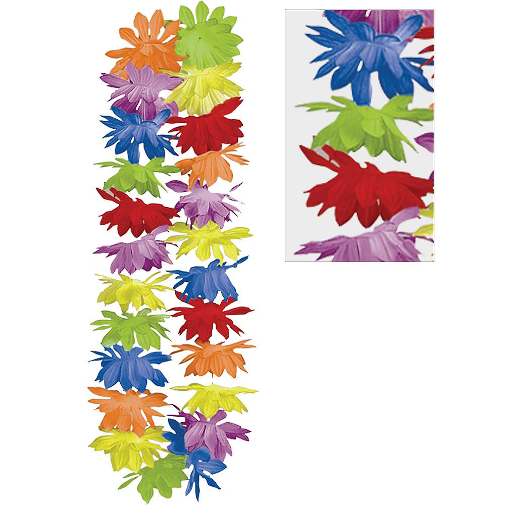 Nav Item for Rainbow Flower Lei Image #1