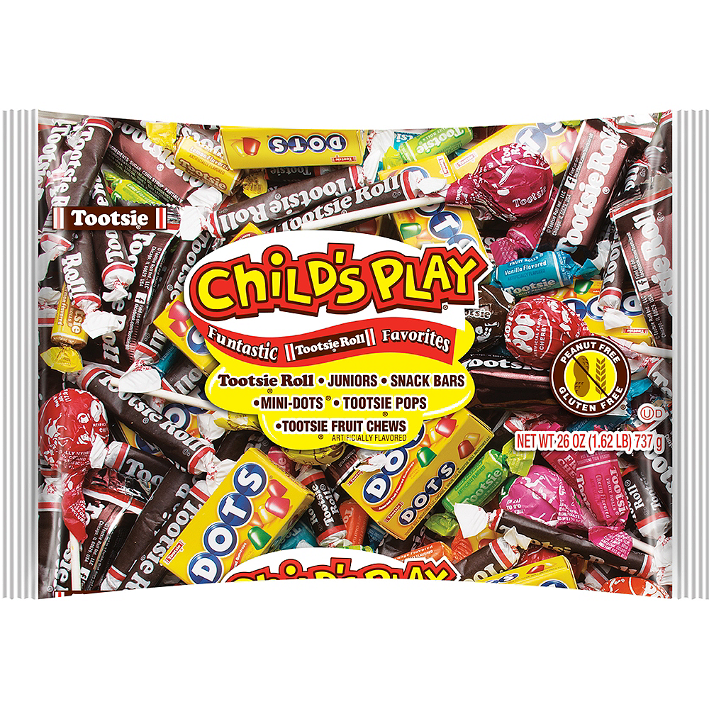 Child's Play Funtastic Tootsie Roll Favorites 26oz Image #1