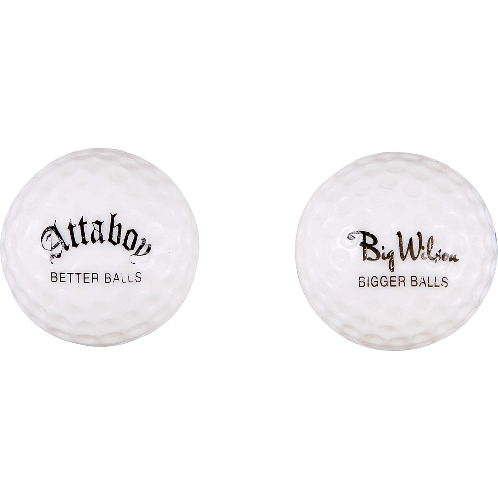 Over The Hill Golf Balls 2ct Image #1
