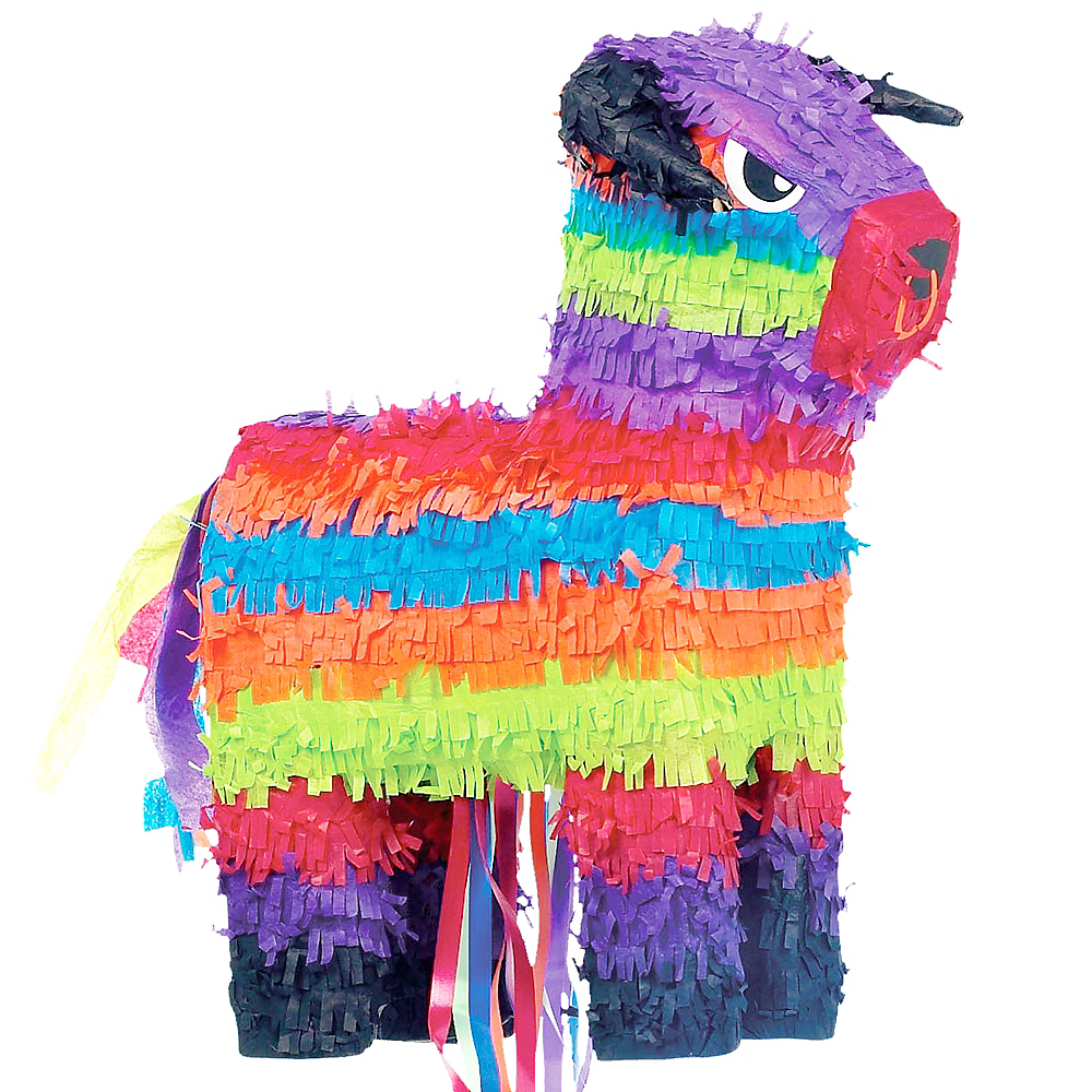 Nav Item for Pull String Bull Pinata Image #1
