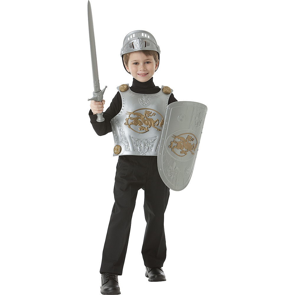 Child Crusader Play Set Image #1