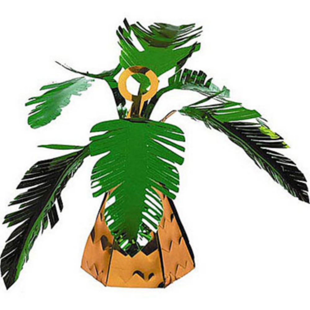 Palm Tree Balloon Weight Image #1