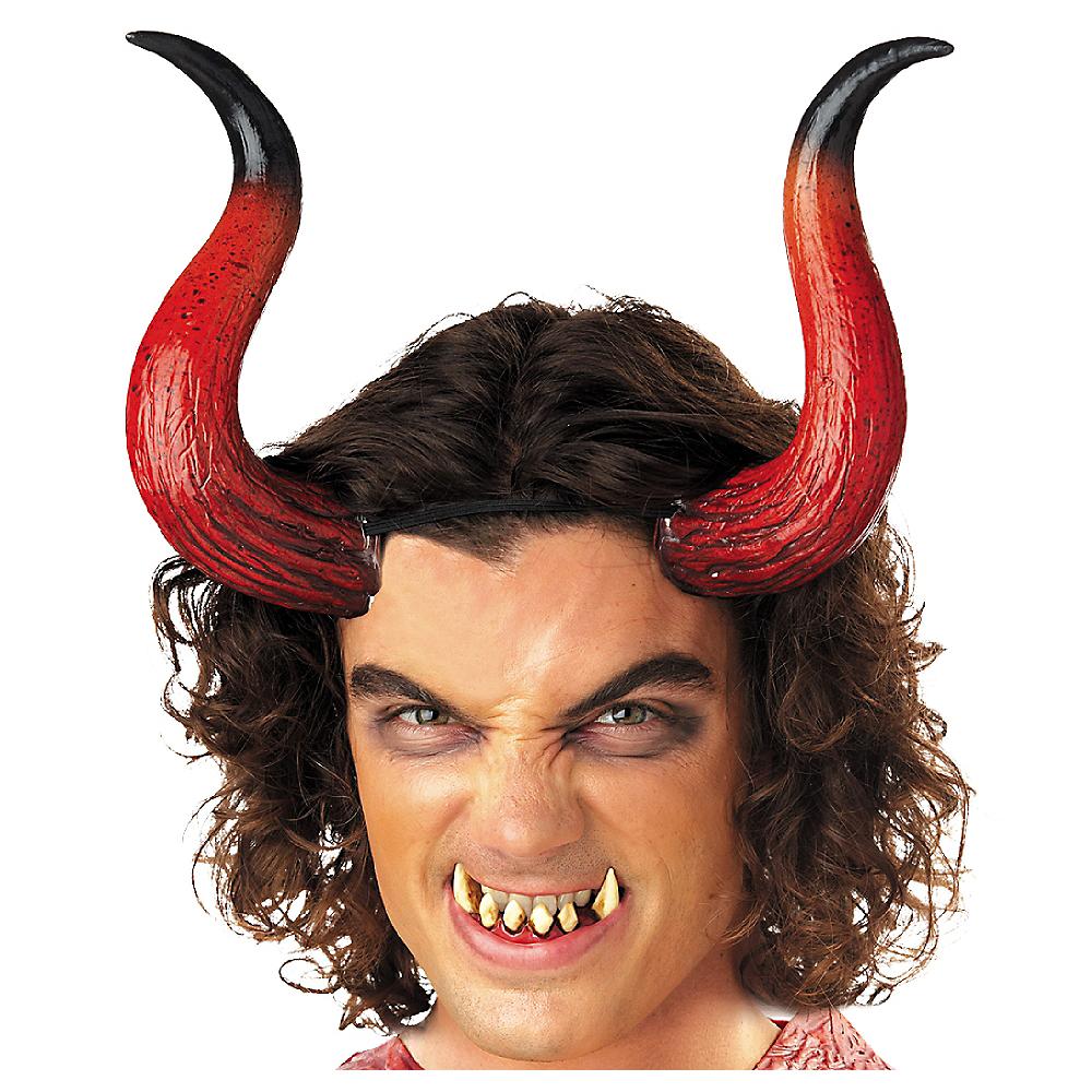 Hellion Horns with Teeth Image #1
