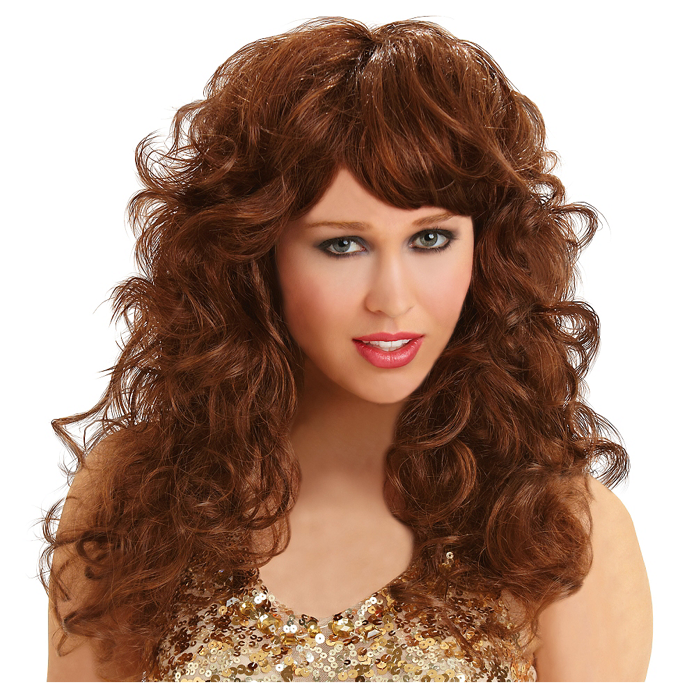 Seduction Brown Wig Image #1