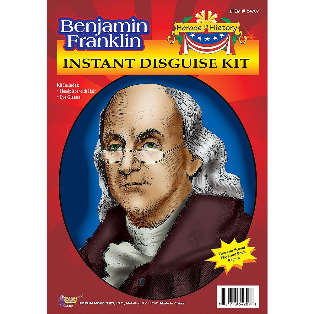 Benjamin Franklin Accessory Kit Image #3