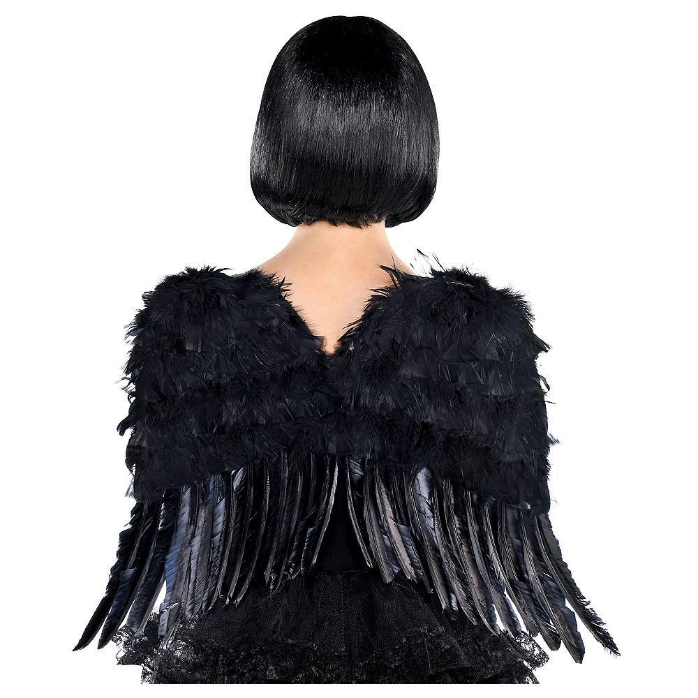 Black Angel Wings Image #1