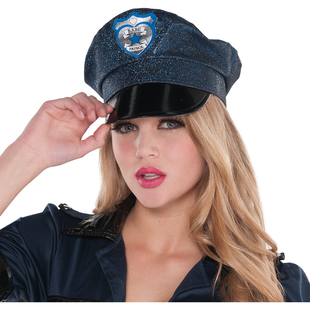 Nav Item for Sexy Police Hat Image #2