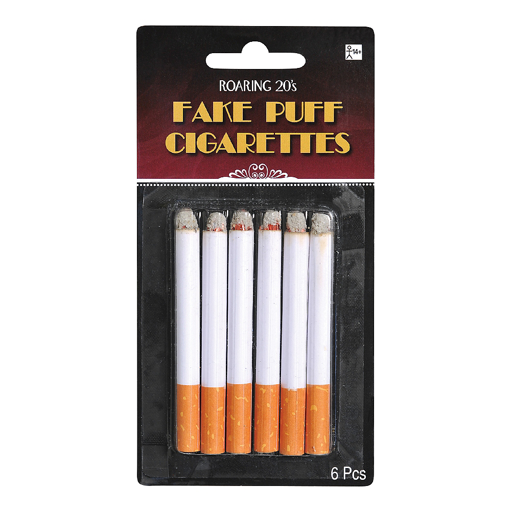 Fake Cigarettes 6ct Image #1