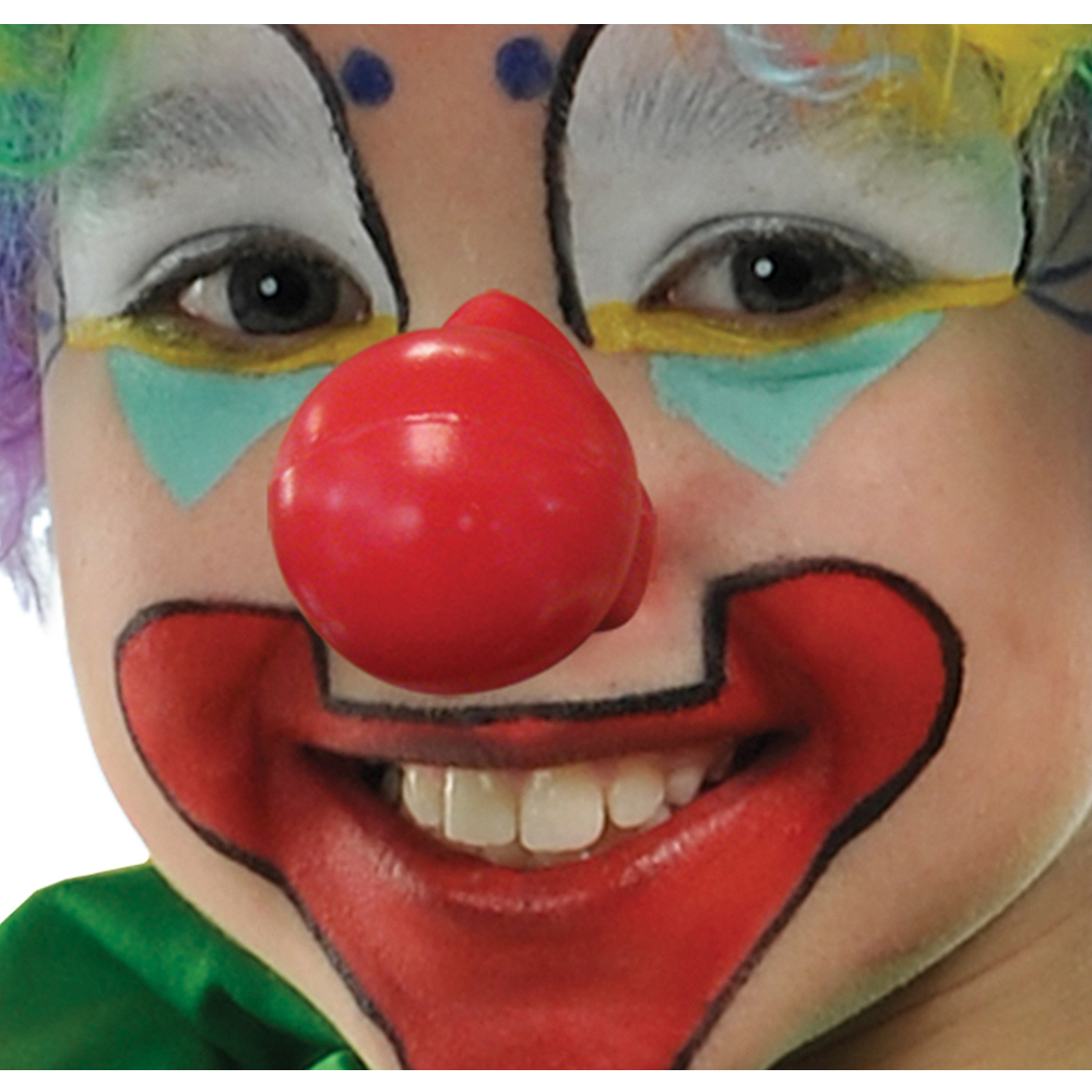 Squeaky Clown Nose Image #1