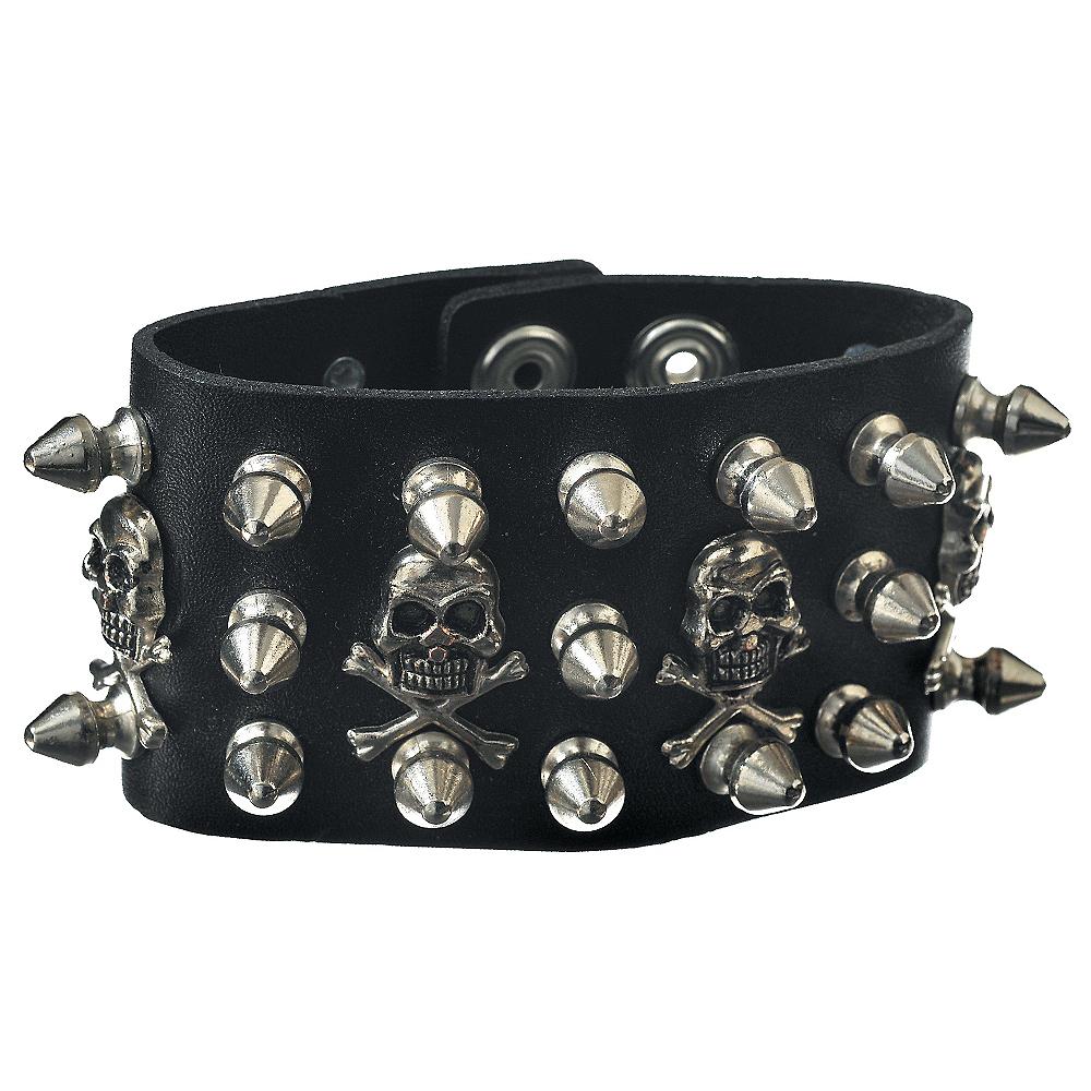 Skull Stud Bracelet Image #1