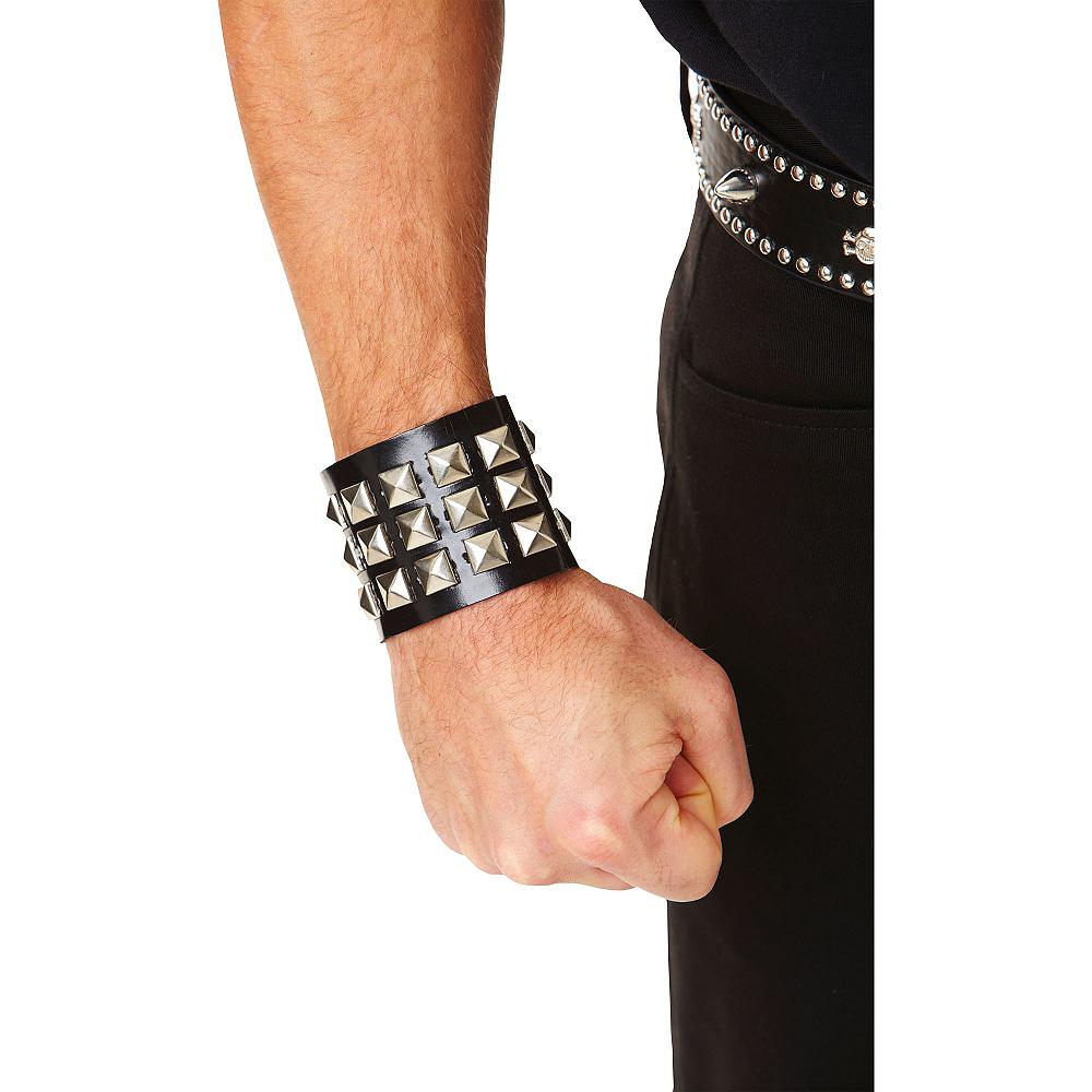 Studded Wristband Image #2