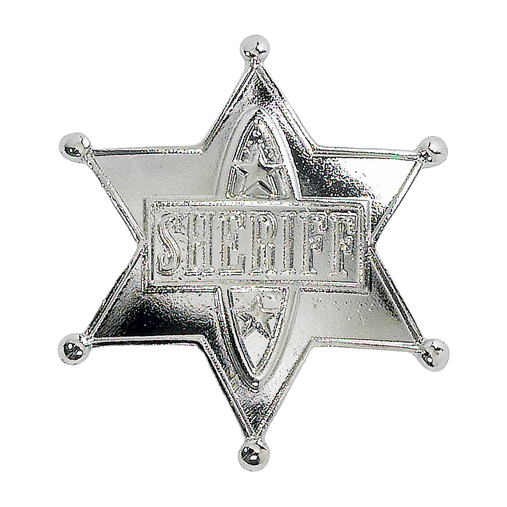 Sheriff Badge Image #1