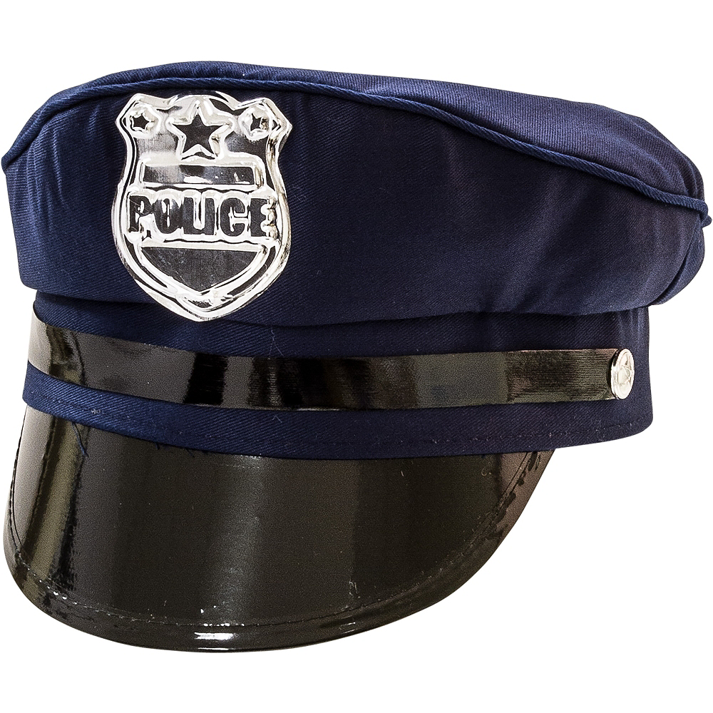 Police Hat Image #1