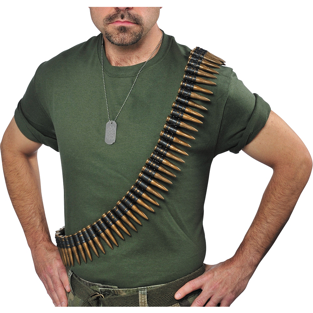 Deluxe Bullet Belt 50in Image #1