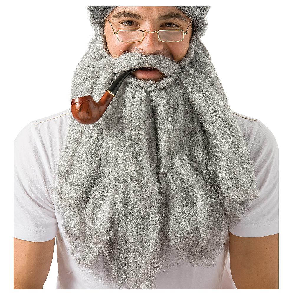 Father Time Grey Beard Image #1